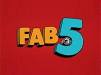 PKR Fab 5 Promotion