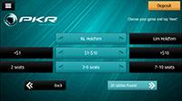2D PKR Poker Mobile Games
