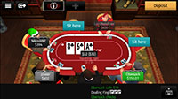 3D PKR Poker Mobile Table