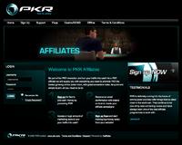 PKR Affiliate Programme